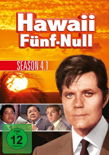 Hawaii Fünf-Null - Season 4.1 [3 DVDs]
