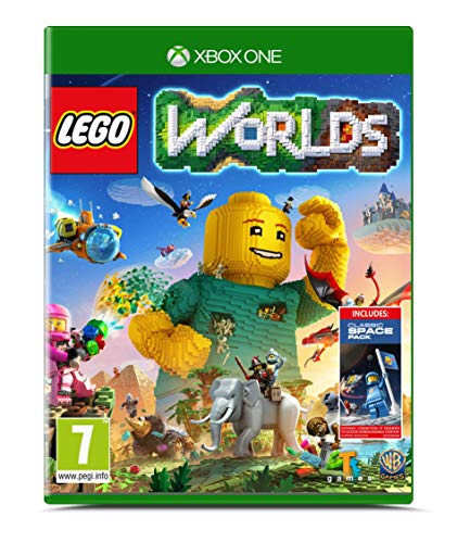 Lego Worlds - Amazon.co.UK DLC Exclusive - Xbox One [Edizione: Regno Unito]
