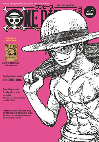 One Piece Magazine Edition simple Tome 4