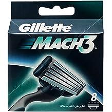GILLETTE Mach3 Blade - Pack of 8