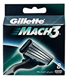 Gillette MACH 3 is a revolutionary triple-blade shaving system for the closest shave ever in fewer strokes - with less irritation.3 blades... specially positioned to extend gradually closer to your beard, to shave you progressively closer in a single...