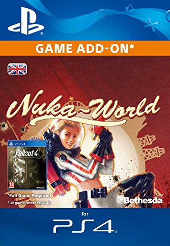 Price comparison product image Fallout 4: Nuka-World  [PS4 PSN Code - UK account]
