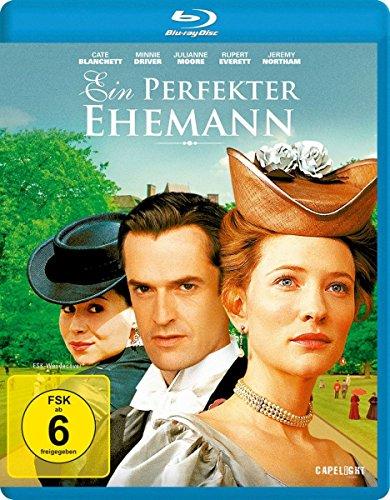 Bild von Ein perfekter Ehemann [Blu-ray]