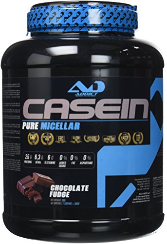 Addict Sport Nutrition Micellar Casein Chocolate Fudge 2 Kg.