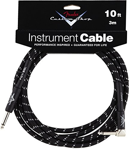 fender-performance-series-custom-shop-jack-jack-coud-3m-10-ft-black-tweed-cable-audio-accessories-09