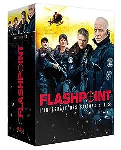 Flashpoint - L'intégrale des saisons 1, 2 & 3