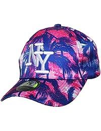 6c64e00fd5a3 Chapeau-tendance - Casquette palmiers NY - - Femme