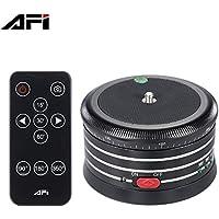 Andoer Afi mra01 professionnel 360 ° Tête panoramique électrique en métal  Tête à rotule avec télécommande 70b5c87c4fdb