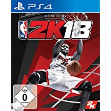 NBA 2K18 - Legend Edition - [PlayStation 4]