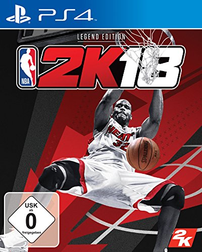 NBA 2K18 - Legend Edition - [PlayStation 4]