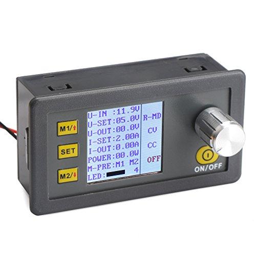 Preisvergleich Produktbild DEOK CNC DC 12V 2A Netzteile Buck Spannungsregler CC CV + LCD Spannungs Current Meter