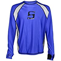 SurfStow 50101-M Paddle T with Grip, Blue, Medium by Waterbrands
