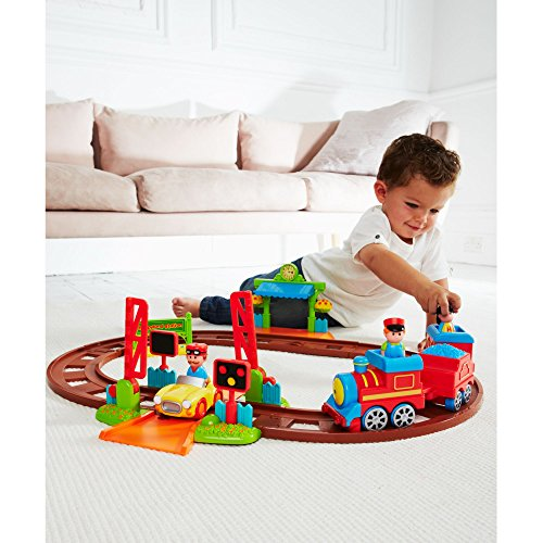 Image of Early Learning Centre Figurines (Happy land Train Set)