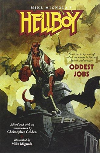 Hellboy: Oddest Jobs (Hellboy (Dark Horse Paperback))