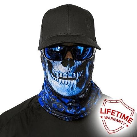 SA Fishing Face Shields–Différentes couleurs–Face Masque de Sa Company–Bandana, Stealthtech