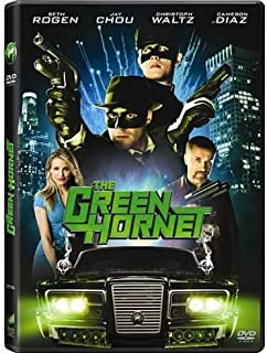 SONY PICTURES HOME ENTERTAINMENT The Green Hornet by Seth Rogen