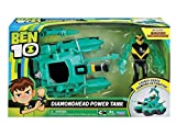 Ben 10 Ultimate Alien Veicolo - Diamond Head Power Tank