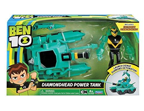 Ben 10 Alien-Fahrzeug, Diamantkopf