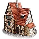 Casa Alpina de Piedra para construir Hobby