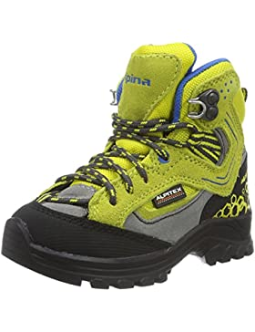 alpina Unisex-Kinder 680356 Trekking-& Wanderstiefel