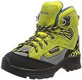 alpina 680356, Chaussures de Trekking et Randonn&Eacutee Mixte Enfant, Jaune-Gelb (Gelb), 37 EU