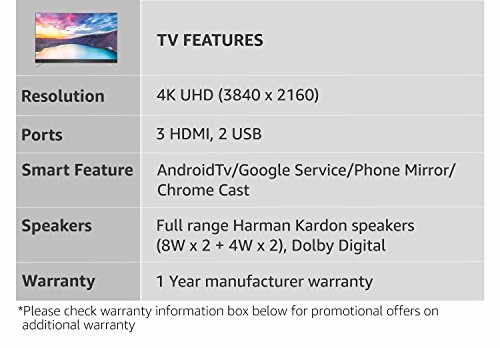 TCL 165 1 cm (65 inches) L65C2US 4K UHD Google Android M Smart LED TV