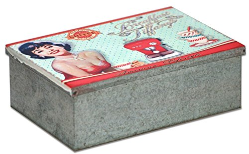 Générique Boîte à sucre Vintage