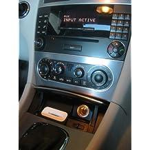 Mercedes clase C (W203) Spec. Dock Base para iPod/iPhone mrcw203V2i 2000–2006