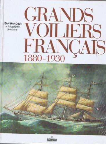 Grands voiliers français par Jean Randier