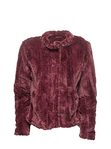 Vero Moda 10156699 Pelliccia Donna Bordeau M