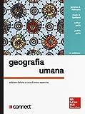 Geografia umana. Con aggiornamento online. Con e-book