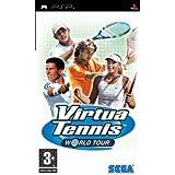 Virtua Tennis World Tour (PSP) by SEGA