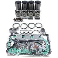 Kit de reconstrucción de motor 4JB1 2,8 L sin turbo - Piezas excavadoras SINOCMP
