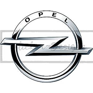 Sticker-Designs 10cm! Folien-Aufkleber Wetterfest Made IN Germany Opel-Logo La39-UV&Waschanlagenfest-Auto-Vinyl-Sticker Decal Profi Qualität bunt farbig Digital-Schnitt!