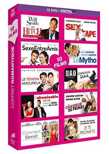 Coffret romantique 10 films [DVD + Copie digitale]