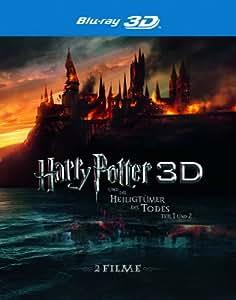 Harry Potter und die Heiligtümer des Todes, Teil 1 und 2 [Blu-ray 3D]