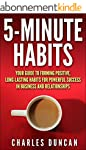 5-minute Habits - Your guide to formi...