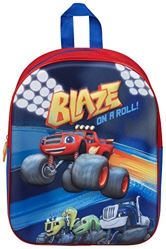 Imagen de blaze y la monster machines niño 3d  escuela guardería bolso nuevo alternativa
