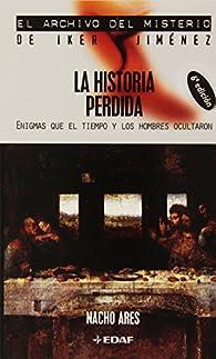 Historia Perdida, La par  Nacho Ares