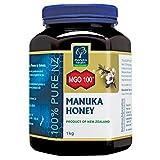Manuka Health Honig MGO100+, 1er Pack (1 x 1 kg)