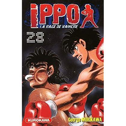 Ippo - saison 1, La rage de vaincre - tome 28 (28)