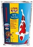 sera 07015 KOI Professional Sommerfutter 1000 g - Für die Extraportion Energie bei Temperaturen über 17 °C mit einem ausbalancierten Protein/Fett-Verhältnis