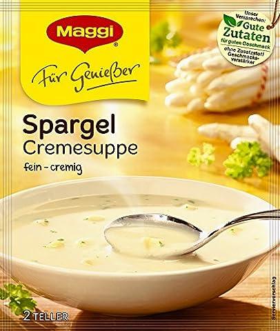 Maggi Guten Appetit Spargel Cremesuppe, 51 g