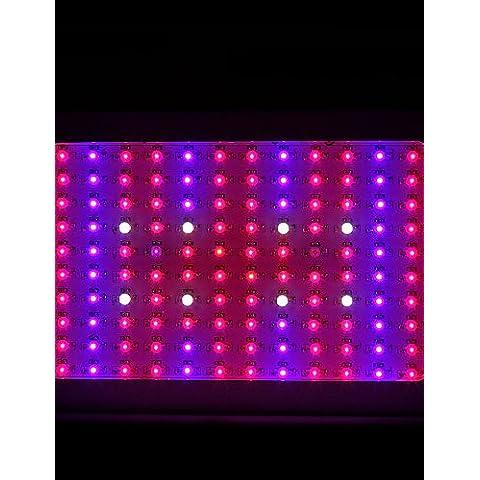 TJDlight 600W doppio LED chip crescere di luce a spettro completo per piante da interni e fiore frase resa molto alta.