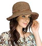 Urban GoCo Sombrero del sol Plegable Flexible...