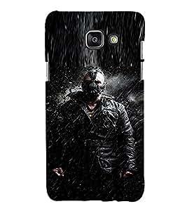 EPICCASE Bane Mobile Back Case Cover For Samsung Galaxy A7 (Designer Case)
