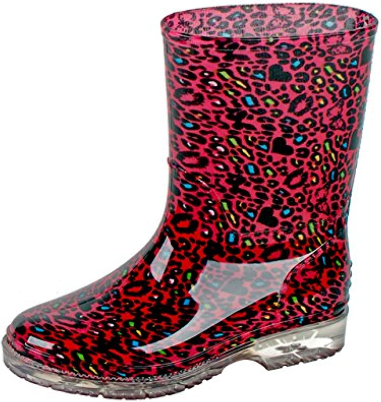 Gevavi Boots KATE07220 Kate Mädchenstiefel 22 Rosa