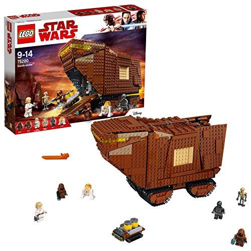 LEGO Star Wars Sandcrawler (75220), Star Wars Spielzeug