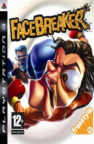 Electronic Arts FaceBreaker, PS3