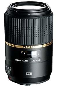 Tamron Objectif SP 90mm F/2,8 Di VC USD MACRO 1:1 - Monture Nikon